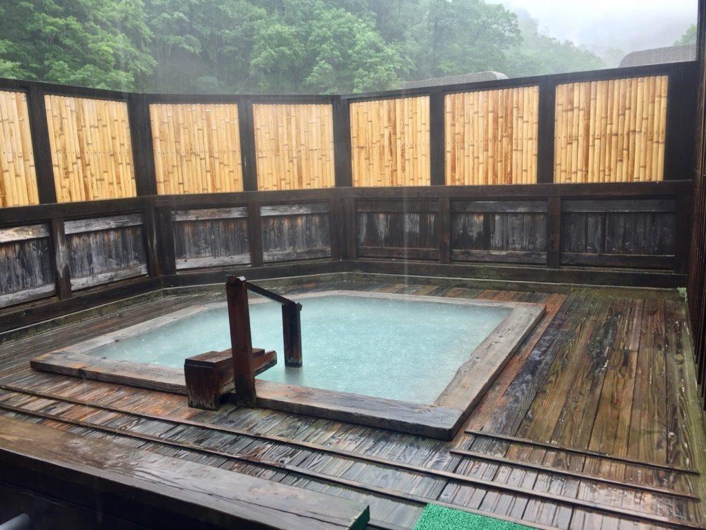 Nyuutoo-onsen-kylä, Akita