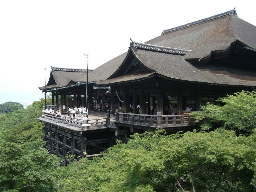 Kiyomizudera-temppeli, Kioto