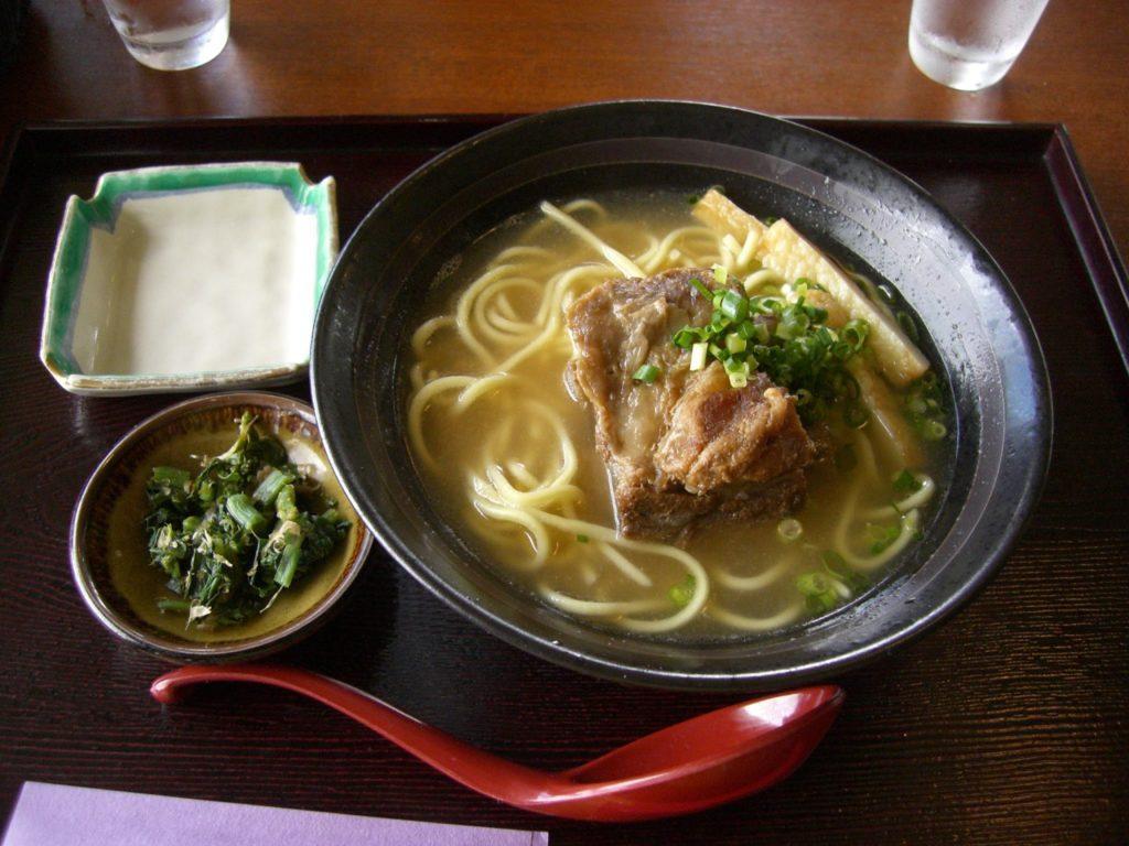 Okinawalainen Sooki-sobanuudeli, Ishigaki