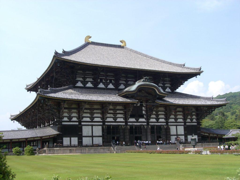 Todaiji-temppeli, Nara