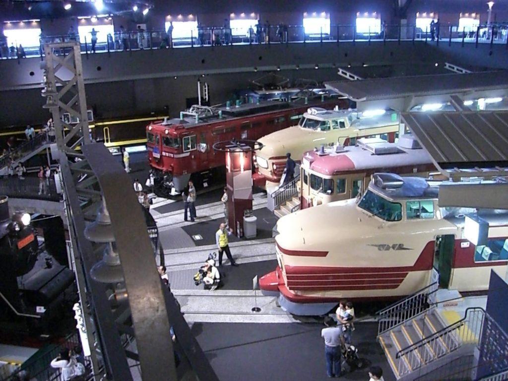 Saitaman junamuseo, Saitama