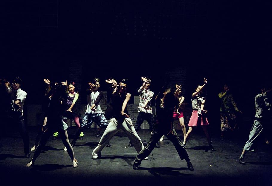 Tanssipedagogiikkaa välivuotena